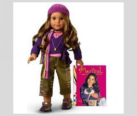 Marisol Luna - 2005 American Girl of the Year