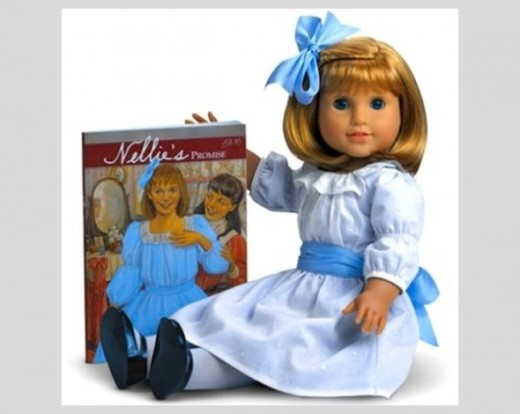 Nellie O'Malley, 1906 Historical American Girl Doll