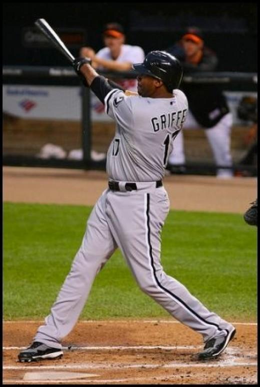 Ken Griffey Jr. at Bat