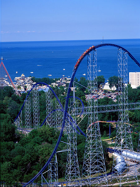 The Millennium Force