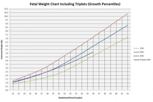 fetal weight gain chart socialmediaworksco – Fetal Weight Chart
