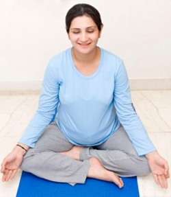 Pregnancy and Meditation