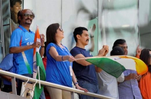Rajini, Amir Khan, Ambani and others...!
