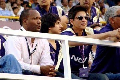 Sharukh Khan in IPL