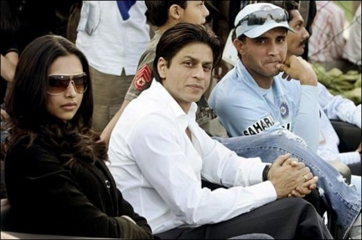 Sharukh Khan again...!