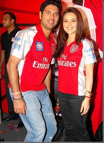 He is a best friend of with Preity Zinta...!