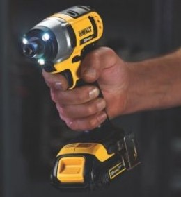 DeWALT DCF885 LED Ring