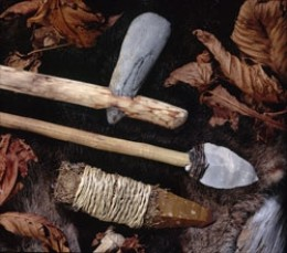 Late Mesolithic (Flint Tools 4500 BC)