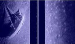 Hummingbird fish finders understanding side imaging and for Fish finder side imaging