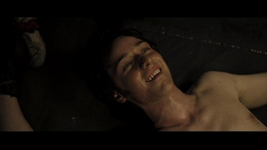 This pic of James is also from Becoming Jane