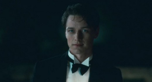 James McAvoy in Atonement. It is crazy how gorgeous he is in this photo. Cleans up well, don't he?