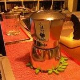 Coffee Pot by bflshadow
