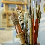 Photo Credit: Paint brushes by Karendalzier