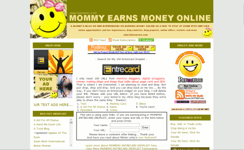 Mommy Earns Money Online (Photo courtesy by Blogging Women from Flickr)