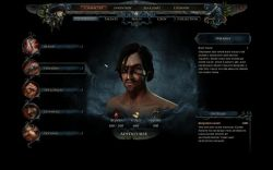Risen 2 Attributes, Skills and Talents
