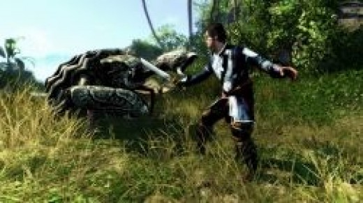 Risen 2 Combat Strategy Guide