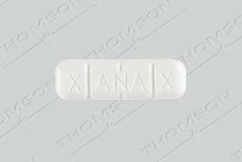 "Xanax bar or ""totem pole"""