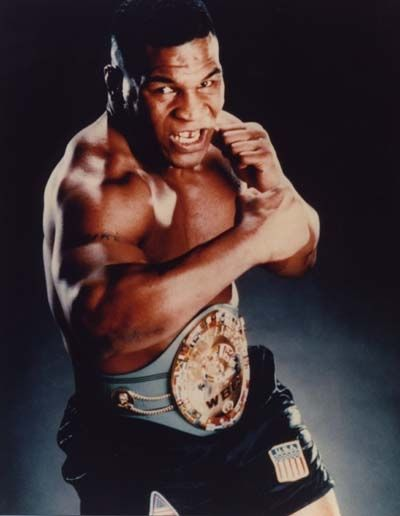 Mike Tyson - The Baddest Man on the Planet