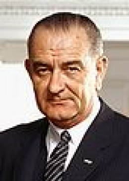 "LBJ's quote states it all: ""Vietnam ruined me.""  His domestic programs were stunningly good and changed this nation for the better forever."
