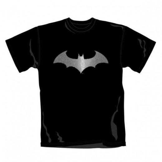 Batman Modern Logo Foil T-Shirt