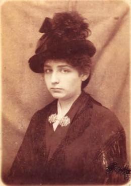 Sad Camille Claudell