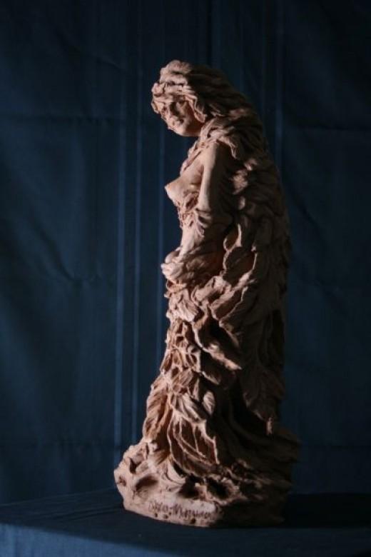 Bleeding Wings 4 ~I sculpt to Cocteau Twins