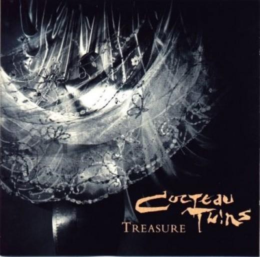 Cocteau Twins (CD cover)