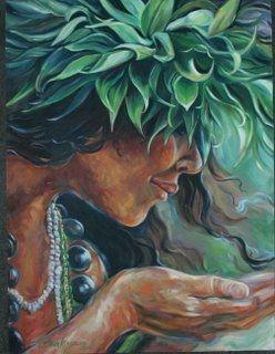 """Magic"" 30x40x2 oil on canvas"