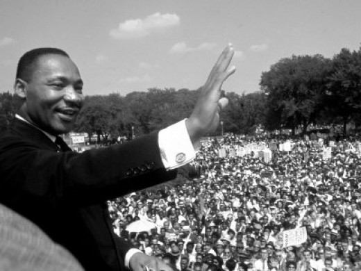 Thank you Dr King RIP