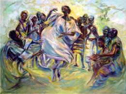 """""""Spirit Dance"""" by Kathy Ostman-Magnusen"""