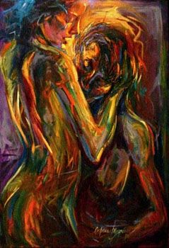 """Passion"" by Kathy Ostman-Magnusen"