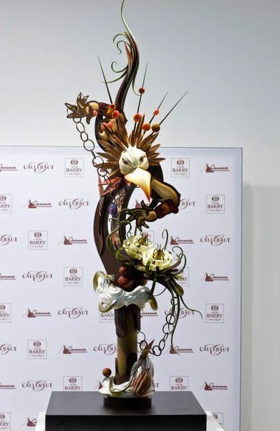 Chocolate Art ~Yoshiaki Uezaki's Showpiece