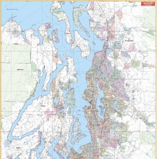 Seattle, Tacoma & Everett Vicinity WA
