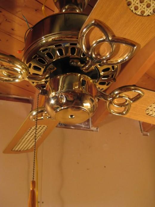Chunky Ceiling Fan