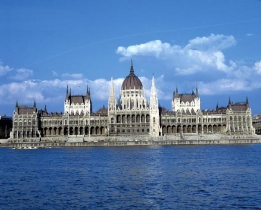 Budapest Pairlament