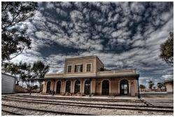 Tel Aviv First Railway Station