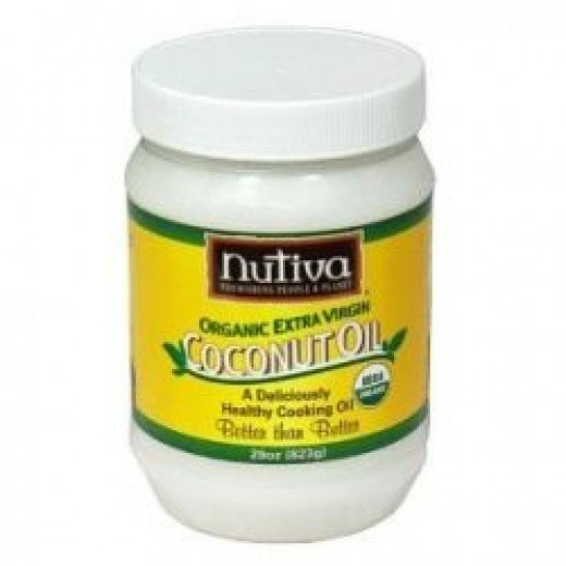 Nuitive Coconut Oil