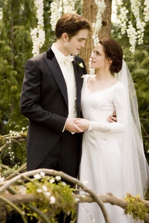 Mr. & Mrs. Cullen.