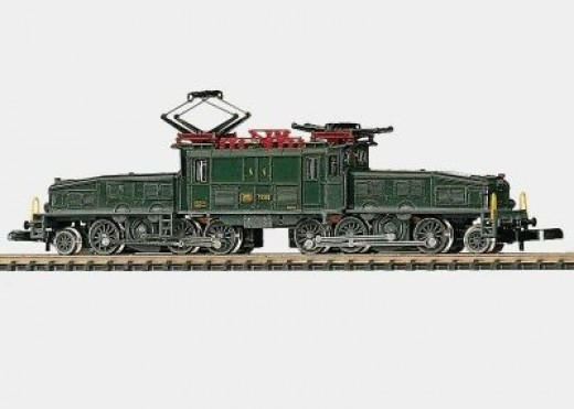 Z Scale Crocodile Marklin Z Scale   Crocodile