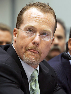 McGuire made a fool of himself when he testified to Congress in 2005. (AP)