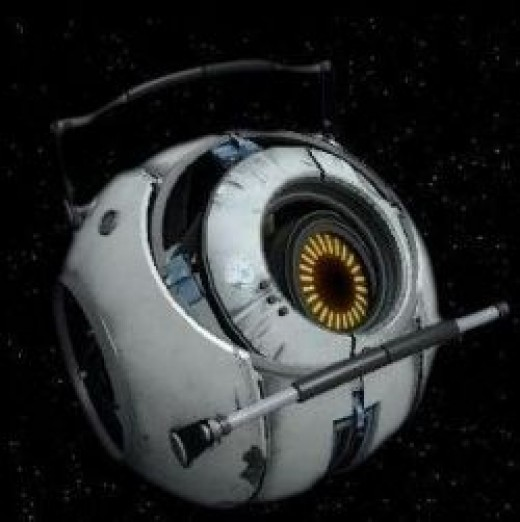 The Space Core is in SPACE