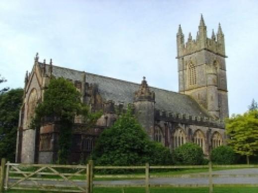 St Mary's Church, Dartington, Devon