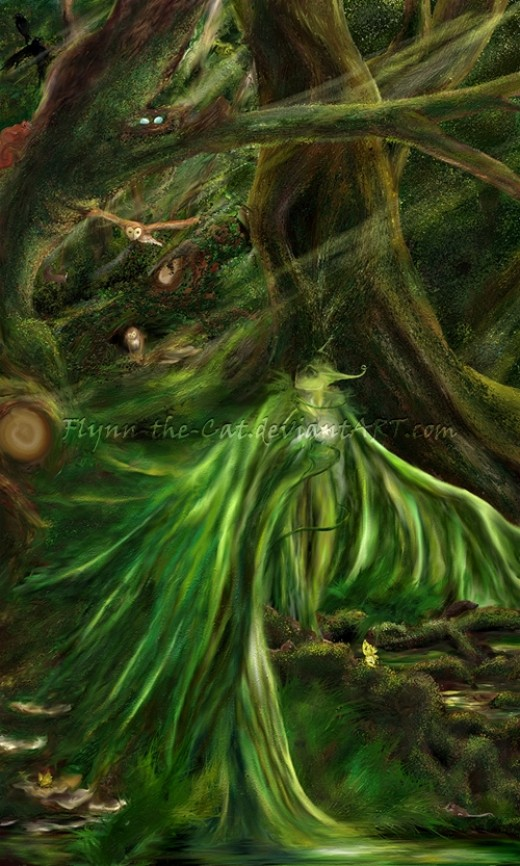 Woodland Green - Buy Poster This On Zazzle