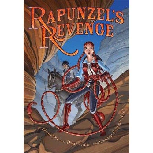 Rapunzel's Revenge - cover image
