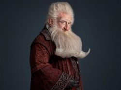 Balin played by Ken Stott in the Hobbit: An Unexpected Journey