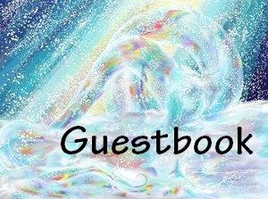 Ice Dragon Guestbook Image from Flynn the Cat
