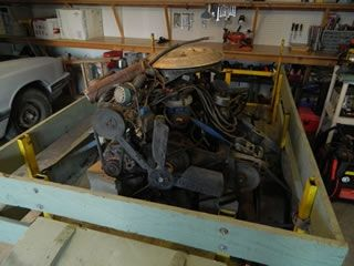 The Transplant Ford 302 Small Block