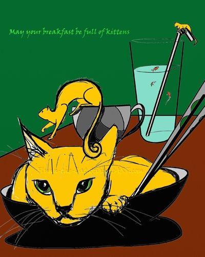 Kitten Cafe on DeviantART