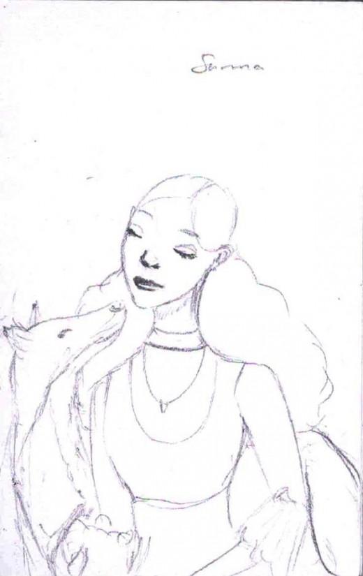 Surma (Annie's mother)