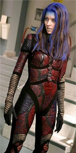 How to Make Illyria's Costume